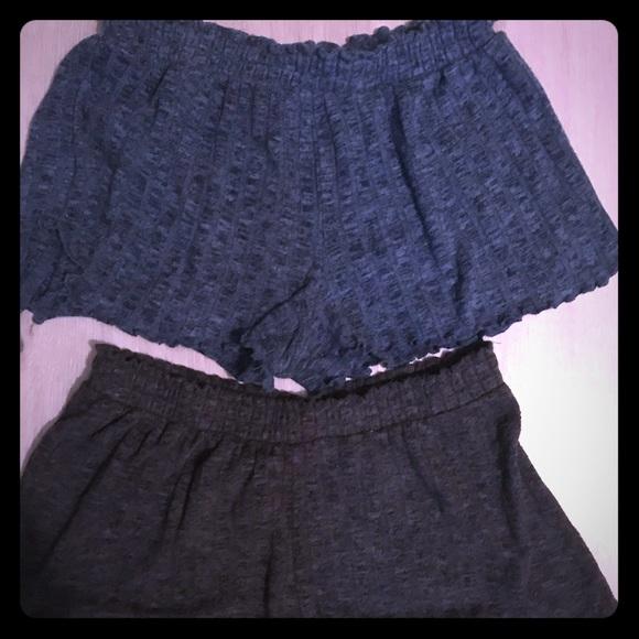 Lounge Pajama Shorts